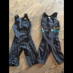 Girls racing suits