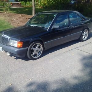 1991 Mercedes Benz 190E 2.6Ltr