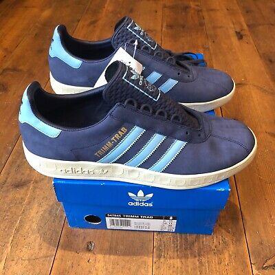 Adidas TRIMM TRAB Argie blue 2005 deadstock uk 11 Koln Dublin Spzl carlos london