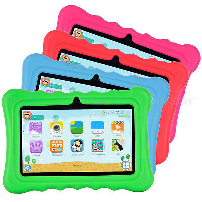 XGODY 7 Zoll Kinder Tablet PC Android 8.1 1+16GB Dual Kamera Quad-Core WLAN T702
