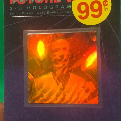 Rare Vintage Polaroid Future Vision 3D Hologram GHOST in the Machine Sticker