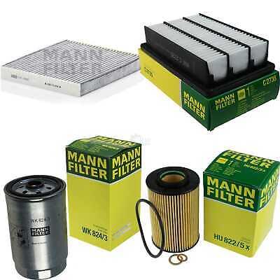 Inspektionspaket Service Kit Filtersatz Hyundai Elantra Stufenheck HD i30 FD KIA