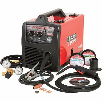 Lincoln Easy Mig 180 Welder-180 Amps 230v K2698-1