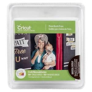 Cricut Photo Booth Props Cartridge Ebay