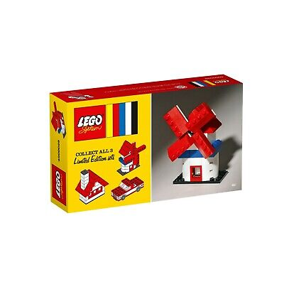 LEGO 4000029 WINDMILL Classic Set 60th Anniversary LIMITED EDITION Number 5174