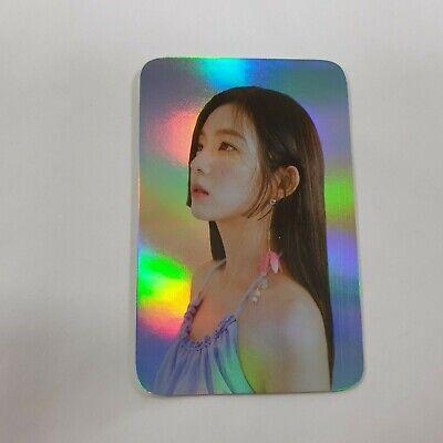 Red Velvet Summer Magic Official Hologram Irene photocard K-POP Photo Card Goods