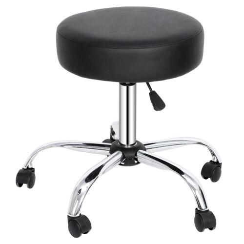 Hydraulic Adjustable Rolling Chair Medical Doctor Dental Massage Salon stool Health & Beauty