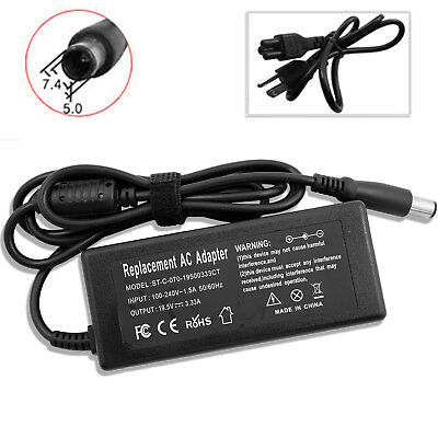 New Ac Power Adapter - New 65W AC Power Adapter Charger Cord For HP Slimline Desktop 450-A114 450-A120