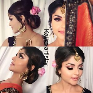 Party makeup starts from $60