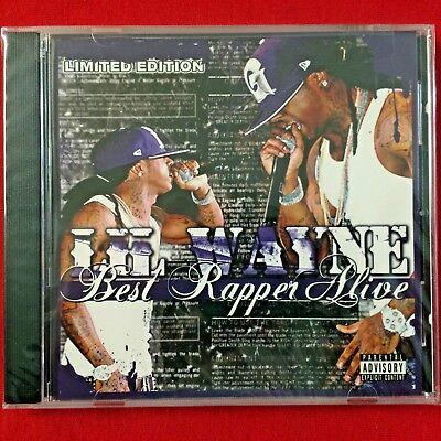 Best Rapper Alive [PA] by Lil' Wayne (CD, 2006) Freestyles / 56 Flows (Rap)