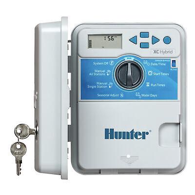 Hunter 6 Station XC-Hybrid Sprinkler System Controller XCH-600