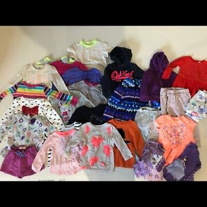 Toddler Girl Clothing Lot (Size 2)
