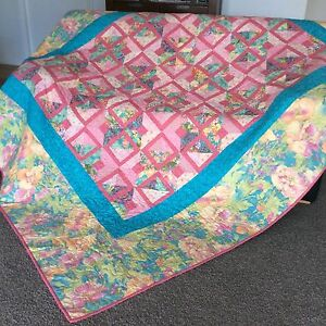 QUILT - FOR SALE Handmade Machine Quilted East Gosford Gosford Area Preview