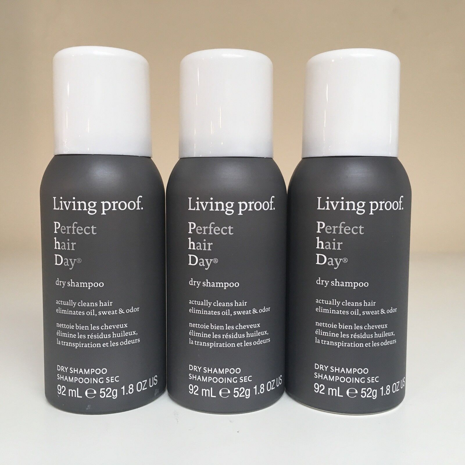 Living Proof Dry Shampoo 1.8 Ounce - Pack Of 1, 2, Or 3 - YO