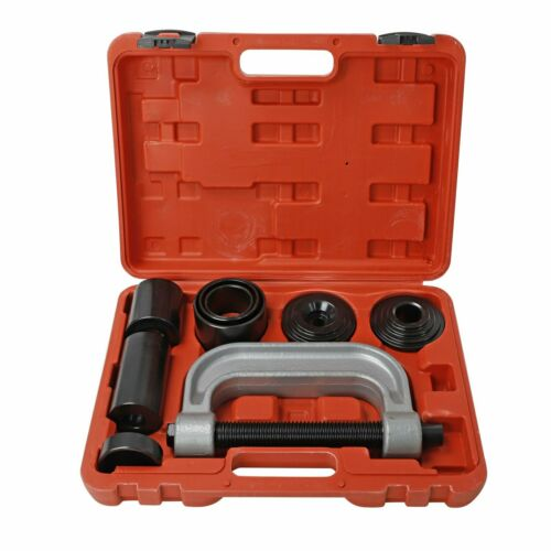 Heavy Duty Ball Joint Press & U Joint Removal Tool Kit with 4x4 Adapters New