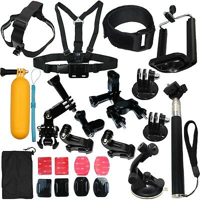 Accessories Kit Mount for Gopro go pro hero 8 7 6 5 Session SJCAM/Xiaomi yi EKEN