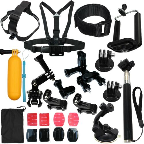 Accessories Kit Mount for Gopro gopro hero 9 8 7 6 Session SJCAM/Xiaomi yi EKEN
