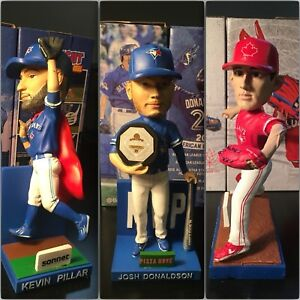 Toronto Blue Jays Bobbleheads, T-Shirts, Jerseys Giveaway Items