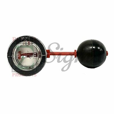 New Fuel Gauge Meter With Cylindrical Float Lever For Gas Generator Tank