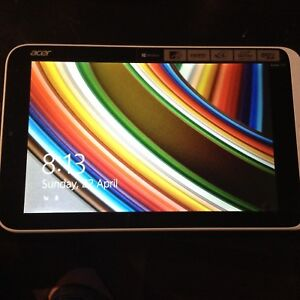 Windows 8 ACER Iconia tablet $150 OBO