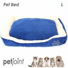 S M L XL Dog Cat Pet Bed Home Kennel Soft Cushion Mat Faux Suede2 Campbellfield Hume Area Preview