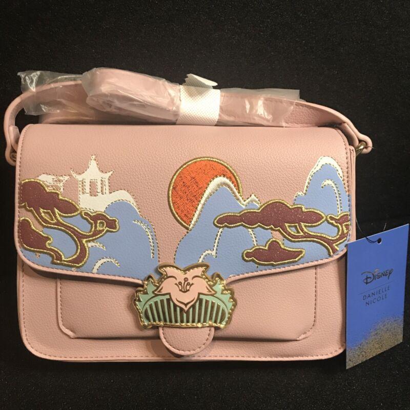 Danielle Nicole Disney Mulan Blossom Satchel Crossbody Bag New In Hand