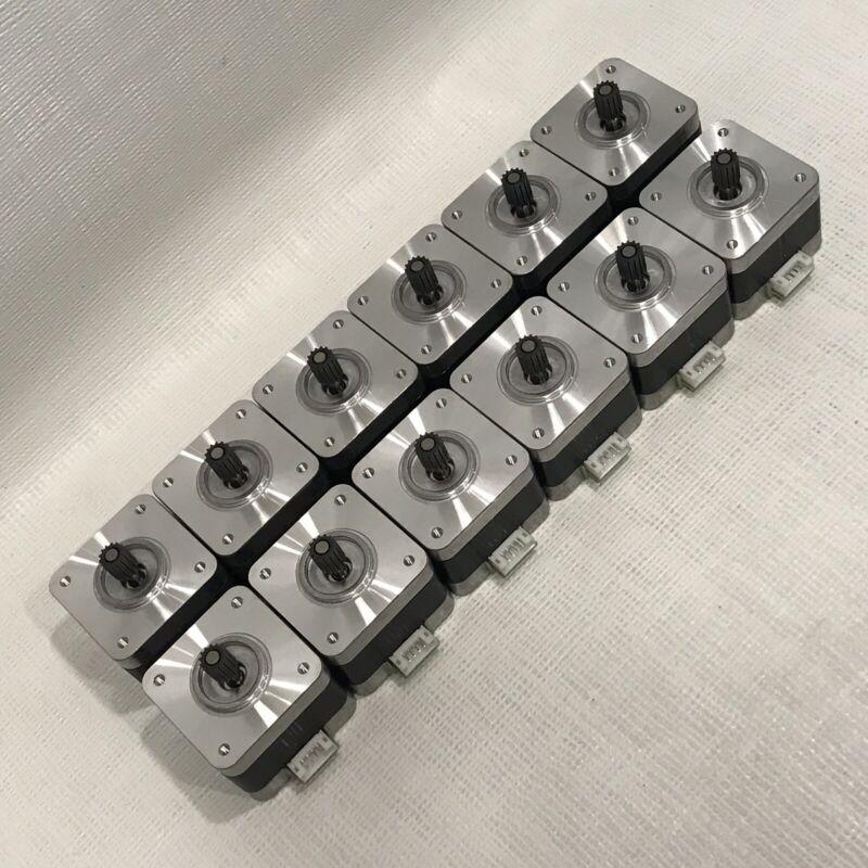 Surplus Lot of 12 NEMA 17 Stepper Motors For Arduino Raspberry Pi Robotics DIY
