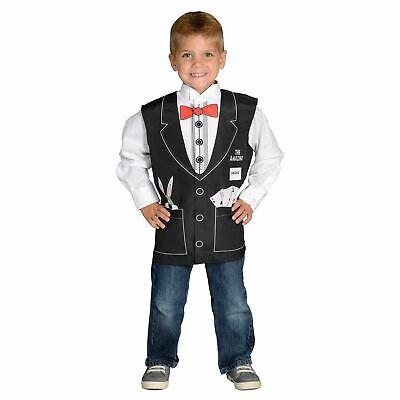 Aeromax Zauberer Weste Businesskleid Verkleidung Jungen Ttoddler
