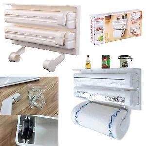 Cuisine papier serviette support de rouleau support - Distributeur papier cuisine ...