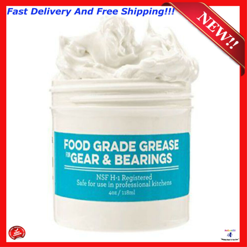 4 Oz Food Grade Grease for KitchenAid Stand Mixer - MADE IN