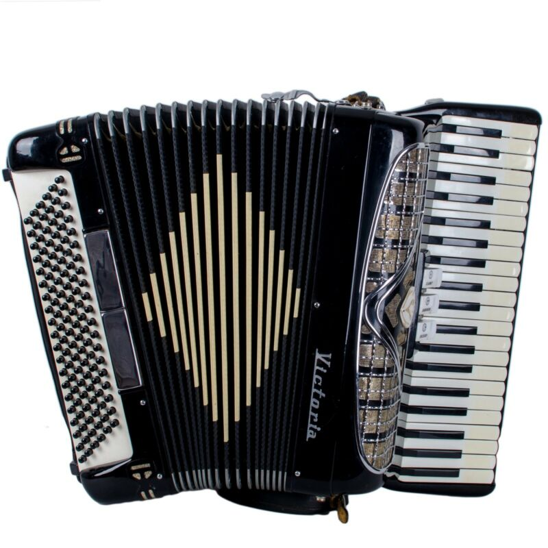 Victoria 120 Bass Accordion