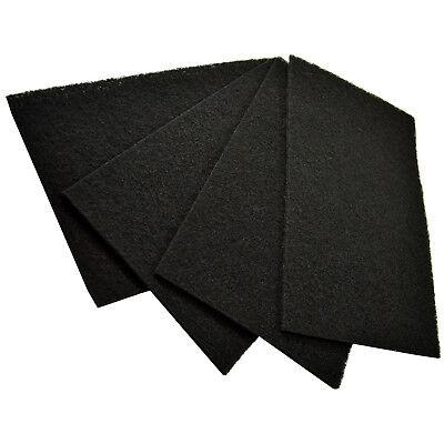 4-Pack Carbon Filter C for Holmes HAP1625 HAP1650 HAP1725 HAP1750 Air Purifiers