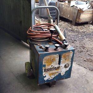Arc welder Heathcote Bendigo Surrounds Preview