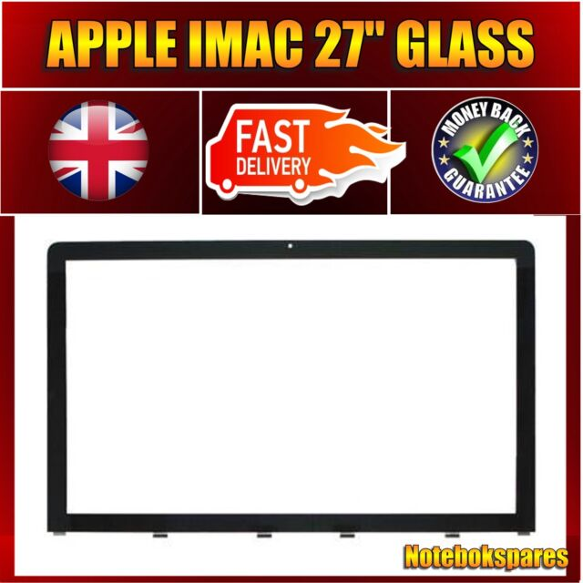 New Apple 922-9147 Glass Panel 27inch iMac Late 2009 A1312