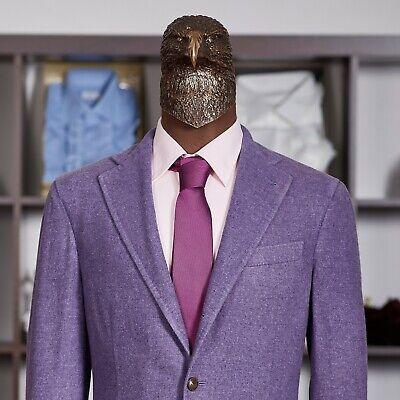 Great $1550 PAL ZILERI SARTORIALE Sport Coat Purple 38US/48IT
