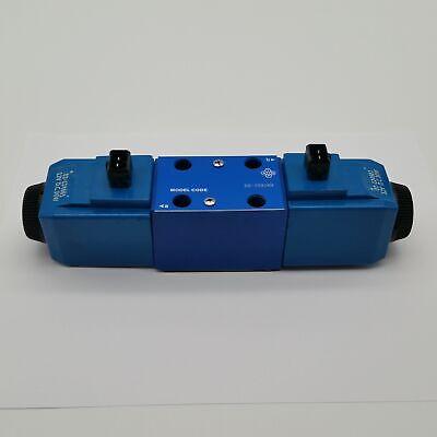 New Solenoid 12v 02-332169 Eaton Vickers Hydraulic Solenoid Directional Valve