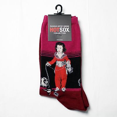 New Women's Hot Sox Collection Boy Trouser Socks 1Pair / 2Color