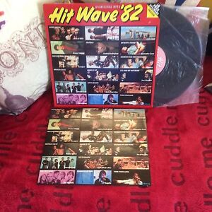 Hitwave '82 with Stickers Bellerive Clarence Area Preview