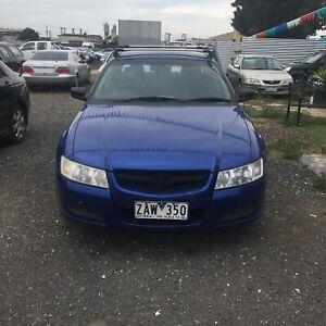 Holden 07 crewman. 4dr Ute $5500 driveaway