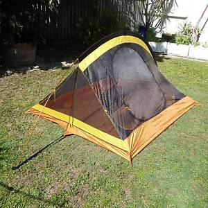 Oztrail backpacker tent (used once) Mackay Mackay City Preview