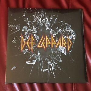 Def Leppard — 2 X LP — Brand New Sealed!
