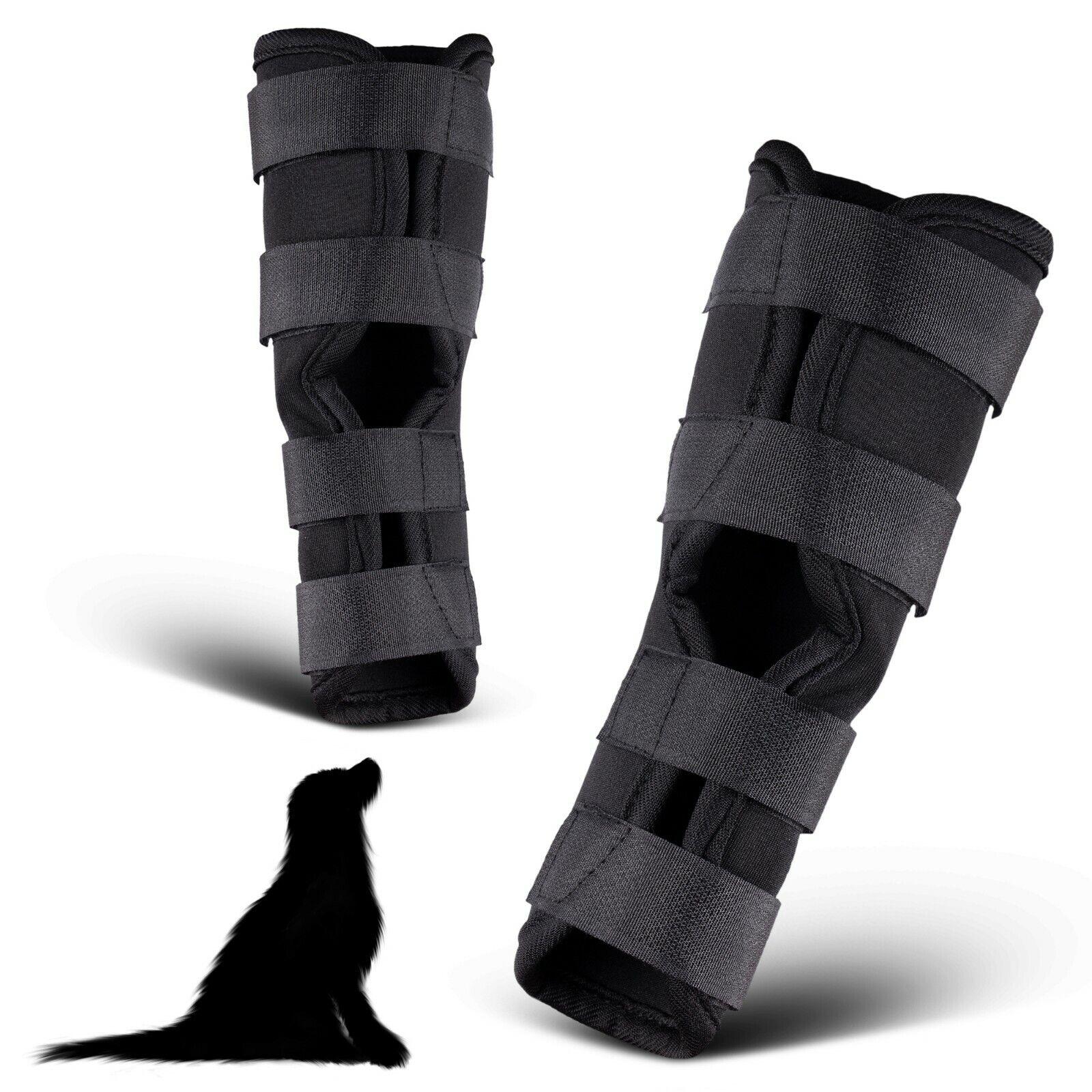 PamperPets® Hunde-Bandage | Gelenkbandage | Leckschutz | Vorder- & Hinterbein