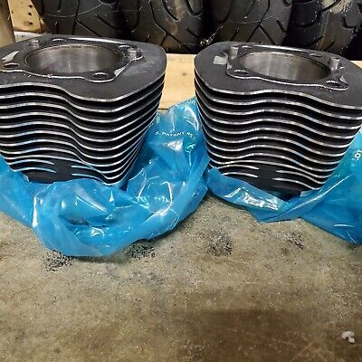 Harley Davidson Cylinders And Pistons 96 Inch