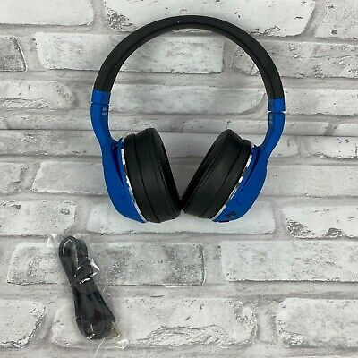 Skullcandy Hesh 2 Wireless Headphones Blue Used Good Condition