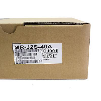 Mitsubishi Servo Drive Mr-j2s-40a Mrj2s40a New Free Shipping