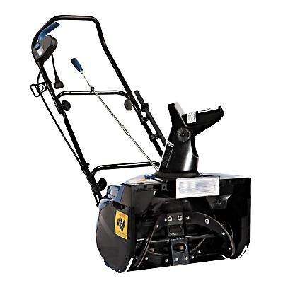Snow Joe Ultra 18 Inch 15 Amp Single Stage Electric Snow Thrower...