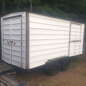 Enclosed Trailer - Tiny House - Storage Shed