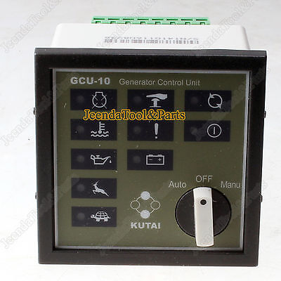 New Automatic Controller Gcu-10 Generator Control Unit