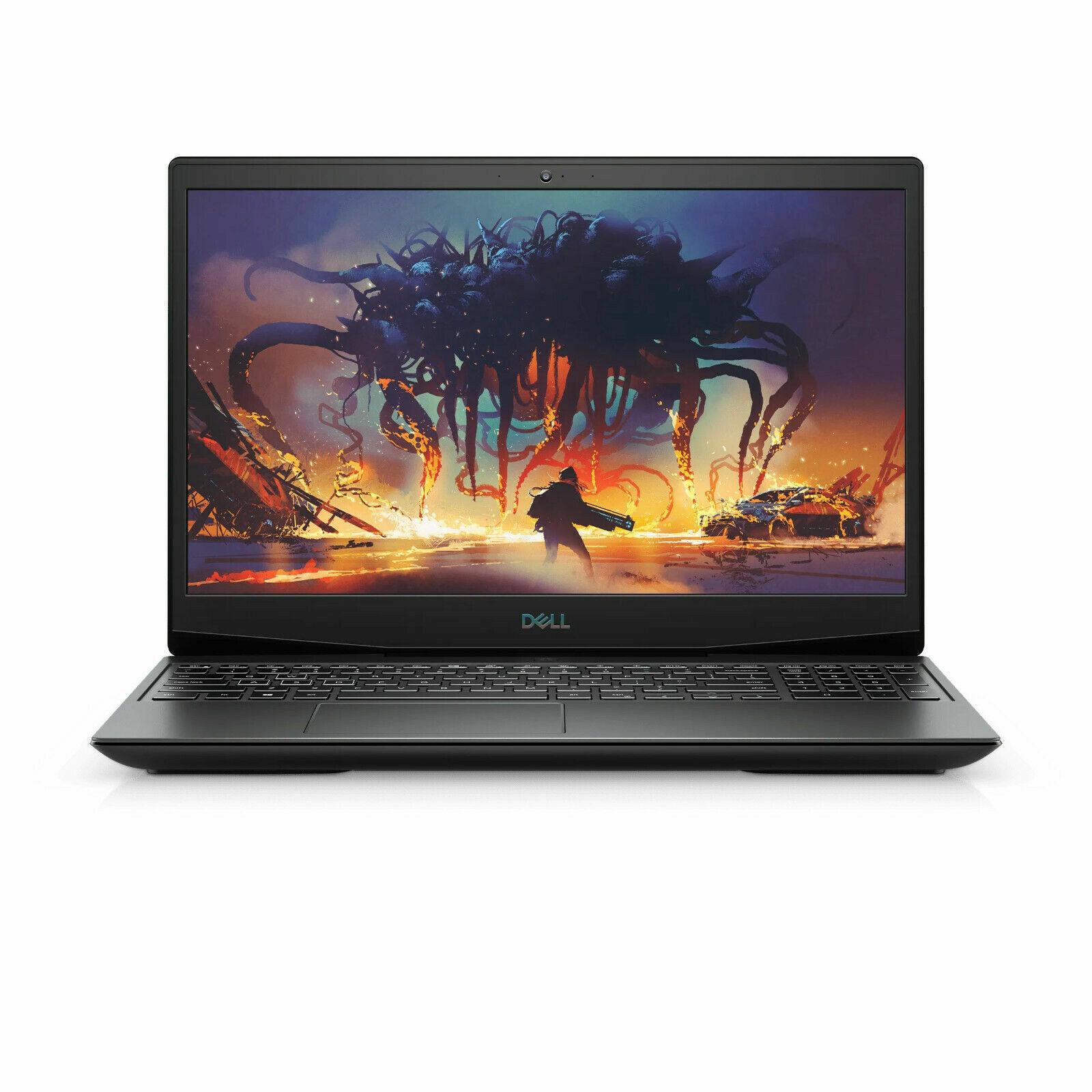 Dell G5 15: Intel Core i5-10300H, 256GB SSD, GTX 1650 Ti, 8GB DDR4, 15.6