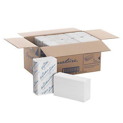 Georgia-Pacific Signature C-Fold Paper Towels 2-Ply White 12ct